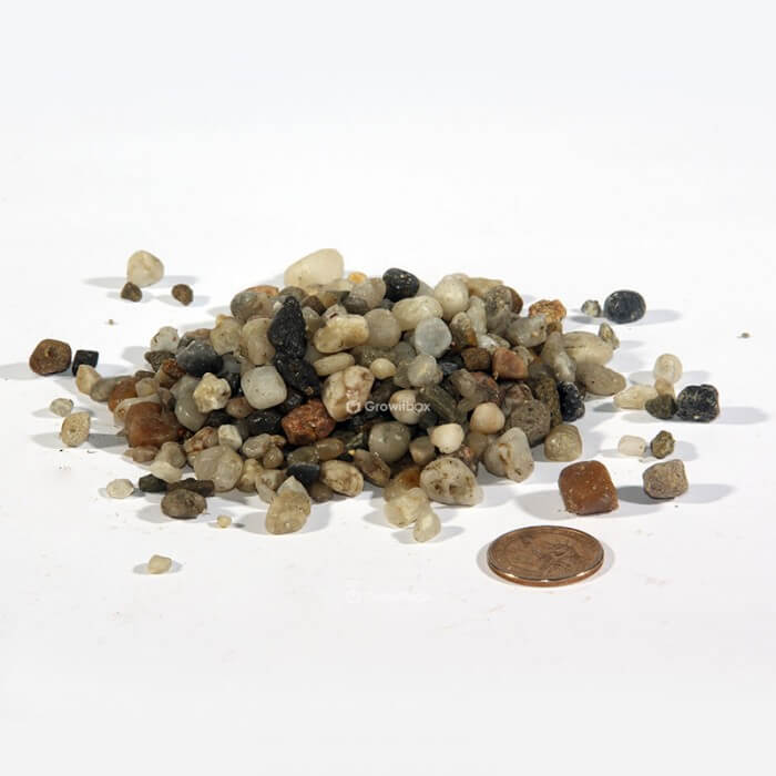 A colorful small pebble Stones