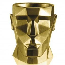 APOLLO clásico oro metálico Decoraciones de hormigón