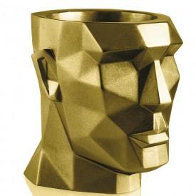 APOLLO classique or métallisé Décorations de béton