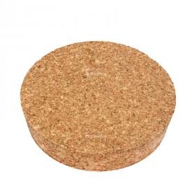 Cork lid - 16 cm Cork lids