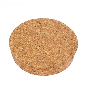 Cork lid 13cm Cork lids