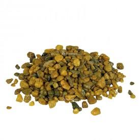 Piedras amarillas de grano cerámico