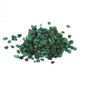 Grain de céramique vert