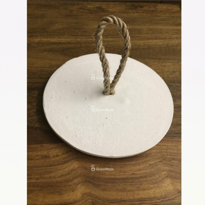 Pokrywka gipsowa - 18.5 cm Pokrywki korkowe