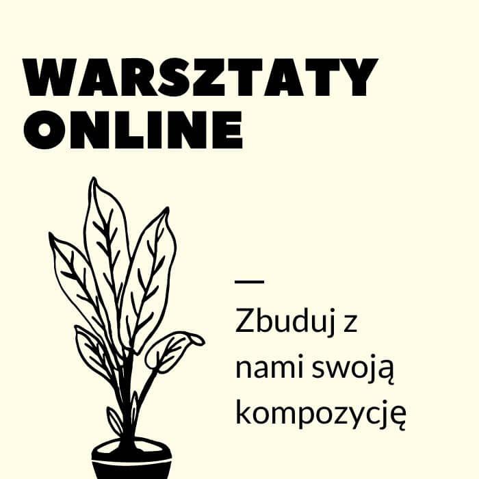warsztaty online las w sloiku